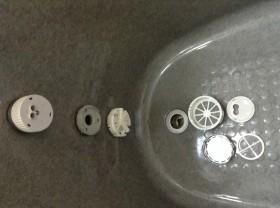 お風呂の水アカやカビ汚れの落とし方