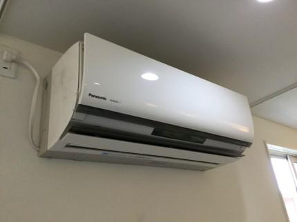 Panasonic CS-563CX2 おそうじ機能付エアコンの分解洗浄