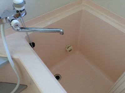 浴室クリーニング バスタブ