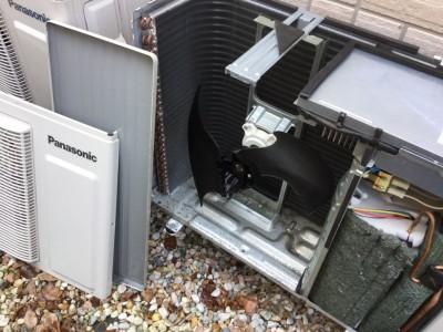 Panasonic CS-563CX2 おそうじ機能付