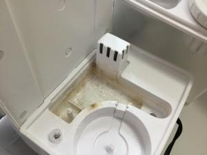 加湿器のヌメリ・カビ除去