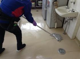 厨房床洗浄ワックス