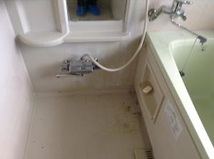 お風呂の大掃除