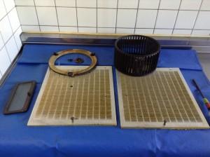換気扇の洗浄