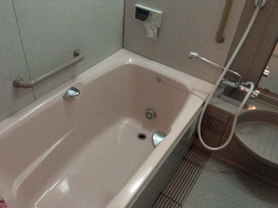 お風呂の換気扇クリーニング