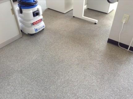 オフィスのカーペット洗浄