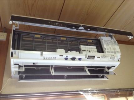 日立白くまくんエアコンRAS-X22E