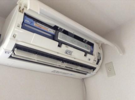 MSZ-ZW711S-W 三菱おそうじ機能エアコン 分解洗浄