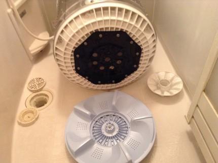 洗濯槽クリーナーの効果