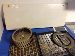 レンジフードクリーニングフィルター洗浄