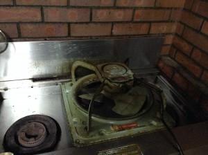 業務用換気扇クリーニング