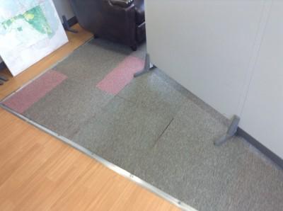 タイルカーペット洗浄