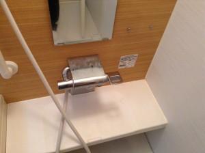 浴室水垢除去