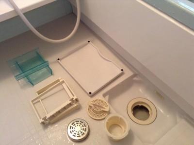 浴室換気扇おそうじ